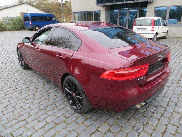 verkauft jaguar xe 20d aut prestige gebraucht 2016 15. Black Bedroom Furniture Sets. Home Design Ideas