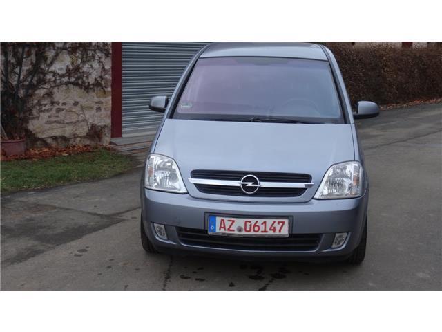 verkauft opel meriva 1 7 cdti sh gepfl gebraucht 2005 km in gumbsheim. Black Bedroom Furniture Sets. Home Design Ideas