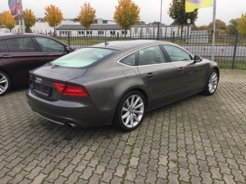 verkauft audi a7 sportback gebraucht 2011 km in neuruppin. Black Bedroom Furniture Sets. Home Design Ideas