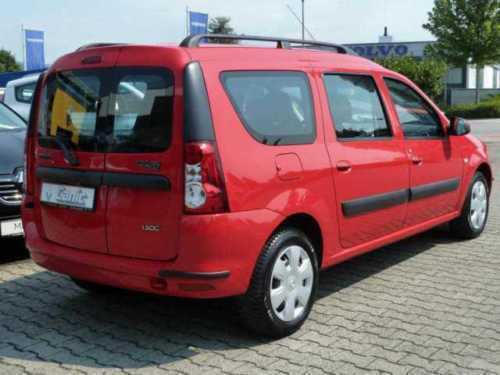verkauft dacia logan express ambiance gebraucht 2009 km in ingolstadt. Black Bedroom Furniture Sets. Home Design Ideas