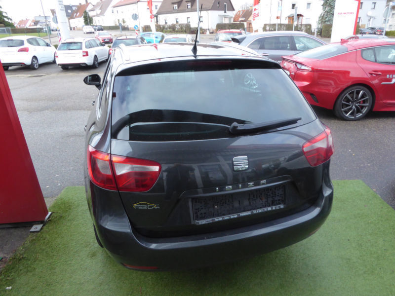gebraucht style 1 6 tdi seat ibiza st 2011 km in pirmasens. Black Bedroom Furniture Sets. Home Design Ideas