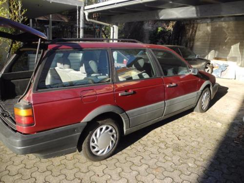 verkauft vw passat variant trophy gebraucht 1987 km in siegburg. Black Bedroom Furniture Sets. Home Design Ideas