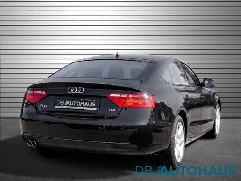 verkauft audi a5 sportback 2 0 tdi nav gebraucht 2014. Black Bedroom Furniture Sets. Home Design Ideas