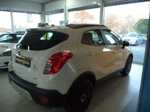 verkauft opel mokka 1 7 cdti automatik gebraucht 2013 km in artern. Black Bedroom Furniture Sets. Home Design Ideas