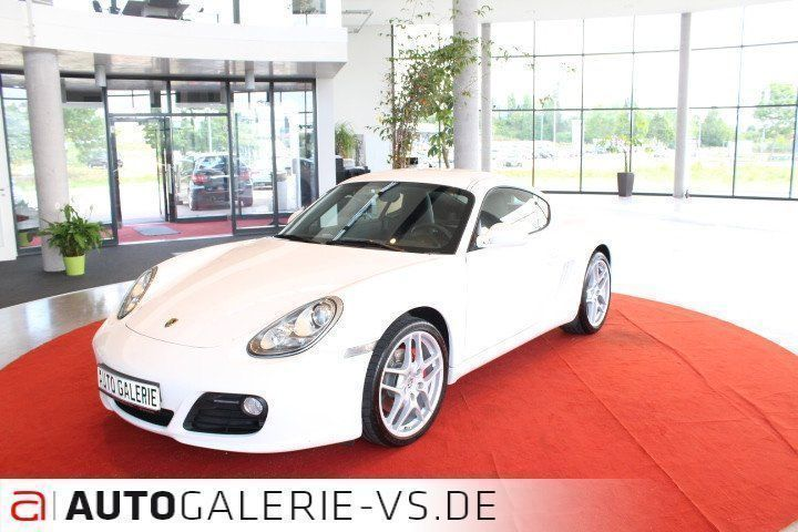 verkauft porsche cayman s gebraucht 2010 km in villingen schwen. Black Bedroom Furniture Sets. Home Design Ideas