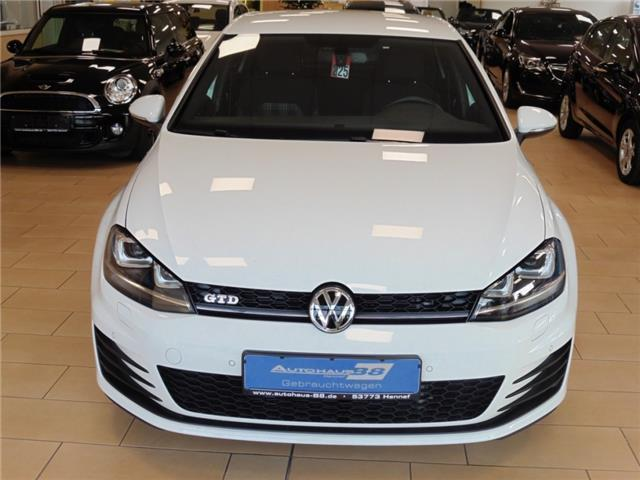 verkauft vw golf gtd dsg aut xenon na gebraucht 2016 km in hennef. Black Bedroom Furniture Sets. Home Design Ideas
