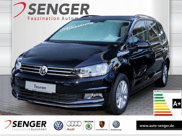 gebraucht VW Touran 1,6 TDI Comfortline BMT Spiegelpaket Navi