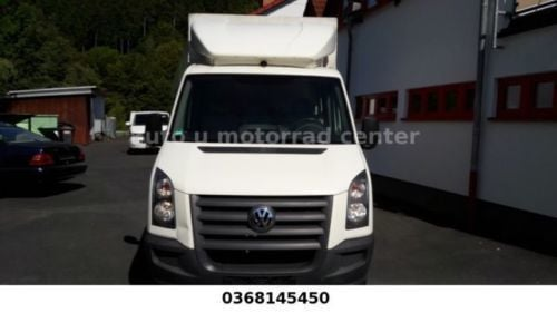 verkauft vw crafter maxi mixto 2 5 blu gebraucht 2009 km in burgwedel. Black Bedroom Furniture Sets. Home Design Ideas