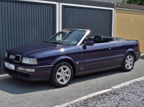 verkauft audi cabriolet 2 6 elektrisch gebraucht 1994 km in niefern schelbronn. Black Bedroom Furniture Sets. Home Design Ideas