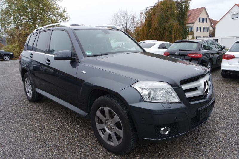 verkauft mercedes glk220 glk klassecdi gebraucht 2009 km in pfullingen. Black Bedroom Furniture Sets. Home Design Ideas