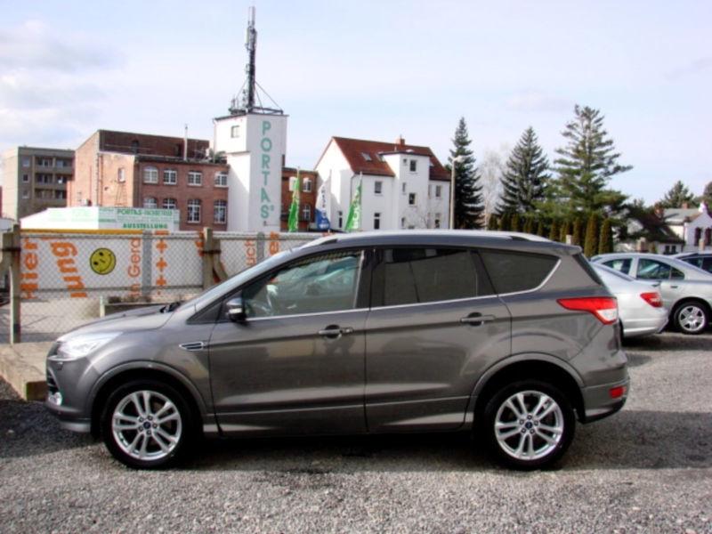 verkauft ford kuga 2 0 tdci 4x4 titani gebraucht 2014 km in wipperfuerth. Black Bedroom Furniture Sets. Home Design Ideas