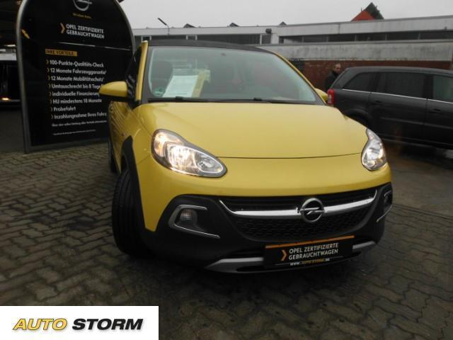 verkauft opel adam rocks 1 0 turbo eco gebraucht 2015 km in oldenburg. Black Bedroom Furniture Sets. Home Design Ideas