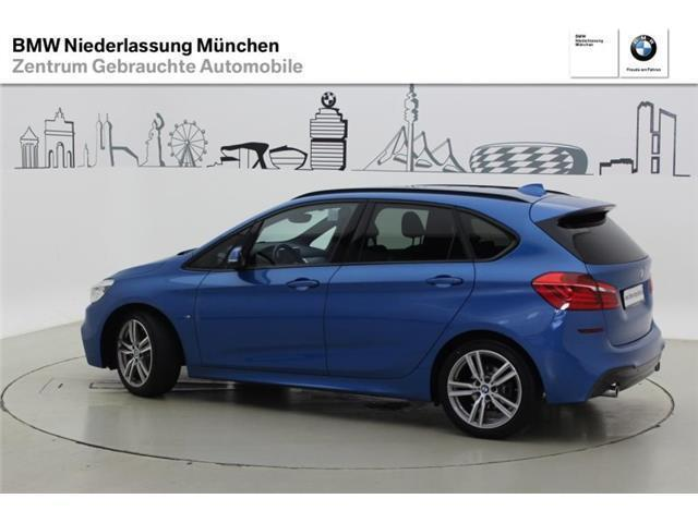 verkauft bmw 220 active tourer d xdriv gebraucht 2015 km in m nchen fr ttmaning. Black Bedroom Furniture Sets. Home Design Ideas