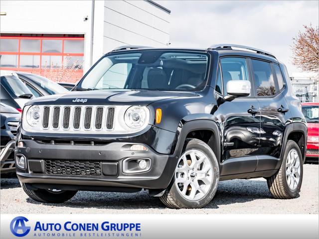 Verkauft Jeep Renegade Limited 1 6l Mj Gebraucht 2017 0 Km In Duren