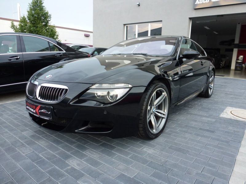 verkauft bmw m6 coupe carbondach top gebraucht 2006. Black Bedroom Furniture Sets. Home Design Ideas