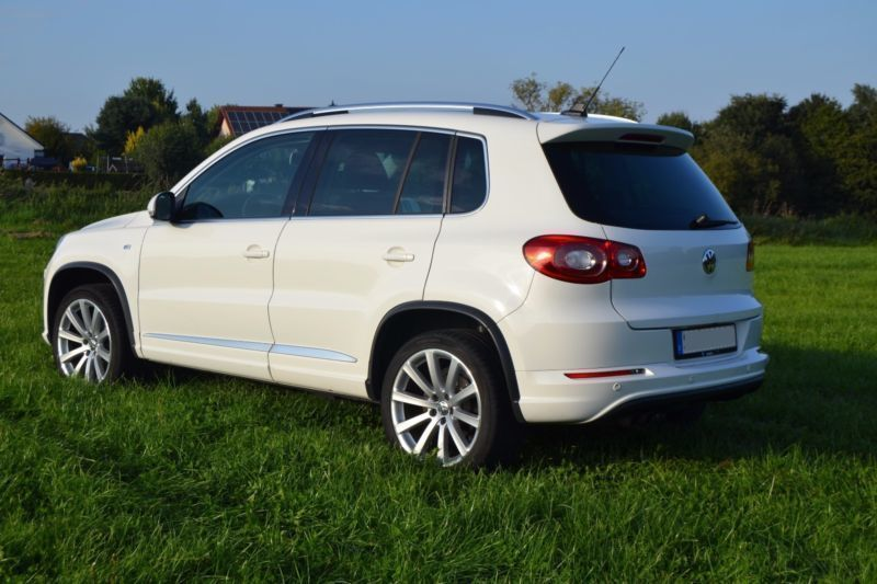 verkauft vw tiguan 2 0 tsi 4motion aut gebraucht 2009 km in arnsberg. Black Bedroom Furniture Sets. Home Design Ideas