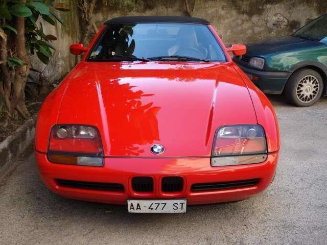 verkauft bmw z1 gebraucht 1994 km in siracusa. Black Bedroom Furniture Sets. Home Design Ideas