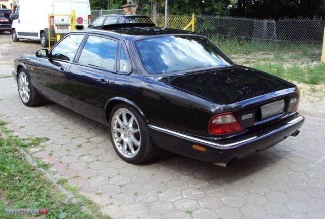 verkauft jaguar xjr 100 x 308 limited gebraucht 2002 km in northeim. Black Bedroom Furniture Sets. Home Design Ideas