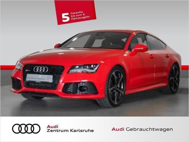verkauft audi rs7 sportback 4 0 tfsi q gebraucht 2013 km in karlsruhe. Black Bedroom Furniture Sets. Home Design Ideas