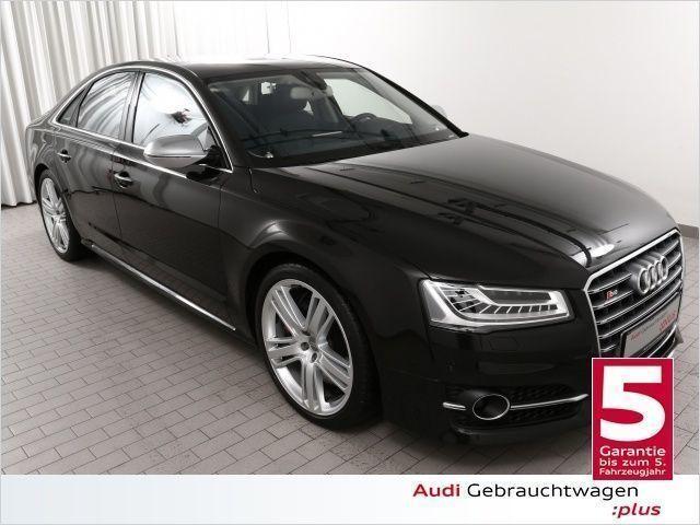 gebraucht Audi S8 S8 Matrix/HUD/B+O/RSE (Head up Display Navi LED)