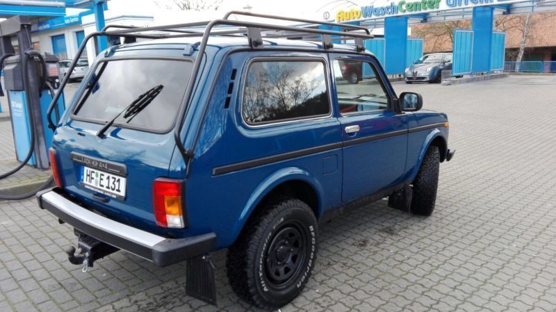 verkauft lada niva 4x4 pritsche l gebraucht 2015 15 km in beerfelden gammel. Black Bedroom Furniture Sets. Home Design Ideas