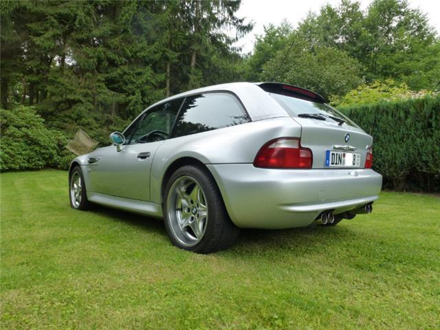 verkauft bmw z3 m m coupe s54 1 of 28 gebraucht 2001. Black Bedroom Furniture Sets. Home Design Ideas