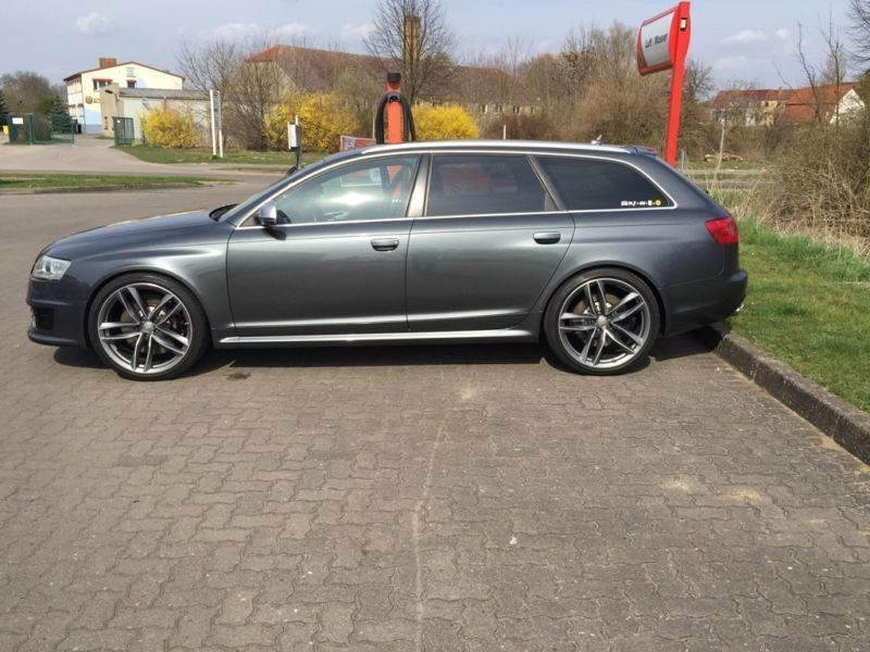 verkauft audi rs6 avant gebraucht 2009 km in aachen. Black Bedroom Furniture Sets. Home Design Ideas