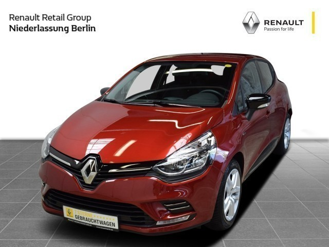 gebraucht 0 9 tce 90 eco limited deluxe energy li renault clio iv 2016 km in berlin. Black Bedroom Furniture Sets. Home Design Ideas