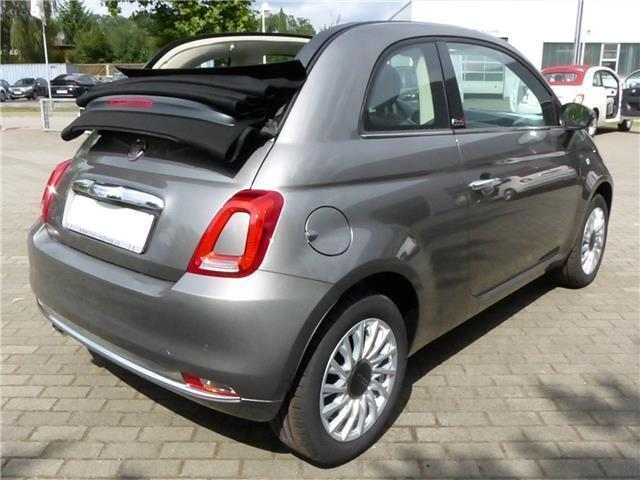 verkauft fiat 500c 1 2 8v lounge tft f gebraucht 2016 10 km in teltow. Black Bedroom Furniture Sets. Home Design Ideas