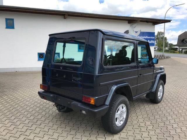 verkauft mercedes g300 g modell statio gebraucht 2000 km in schmallenberg. Black Bedroom Furniture Sets. Home Design Ideas