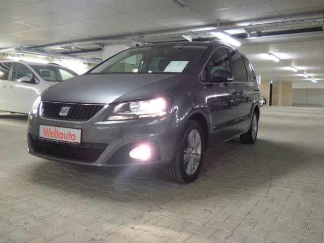 verkauft seat alhambra 2 0 tdi style e gebraucht 2013. Black Bedroom Furniture Sets. Home Design Ideas