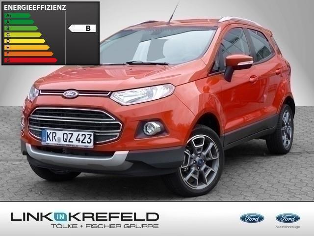 verkauft ford ecosport 1 0 ecoboost ti gebraucht 2015 10 km in kaufbeuren. Black Bedroom Furniture Sets. Home Design Ideas