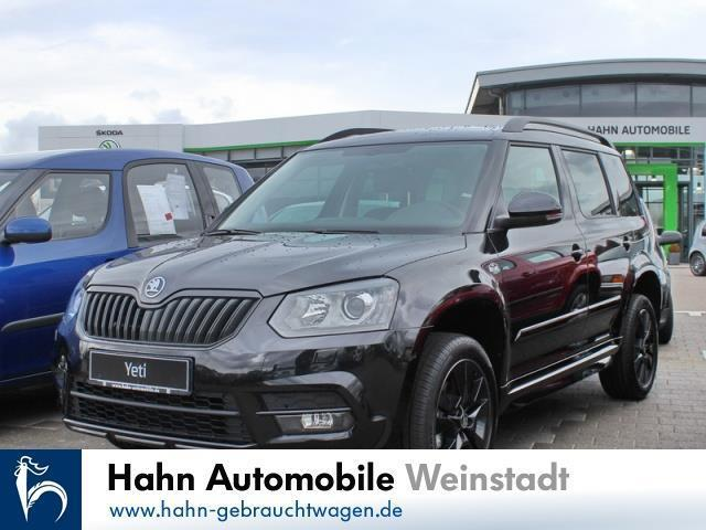 verkauft skoda yeti 1 8 tsi dsg monte gebraucht 2015 2. Black Bedroom Furniture Sets. Home Design Ideas