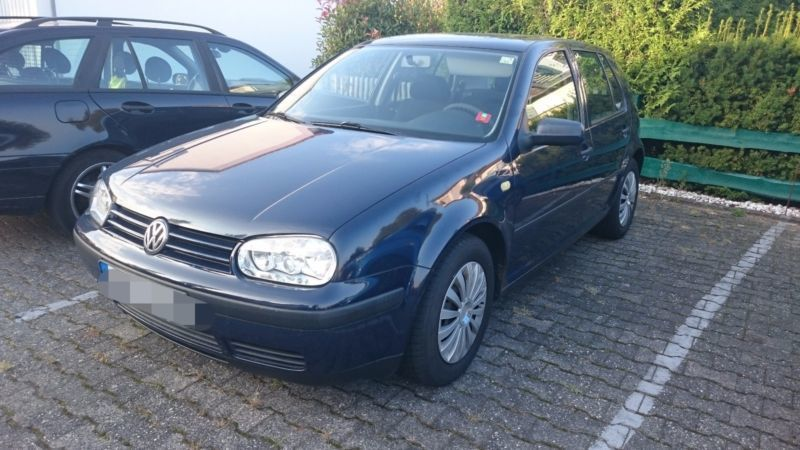 verkauft vw golf iv 1 4 gebraucht 1998 km in wiesbaden. Black Bedroom Furniture Sets. Home Design Ideas