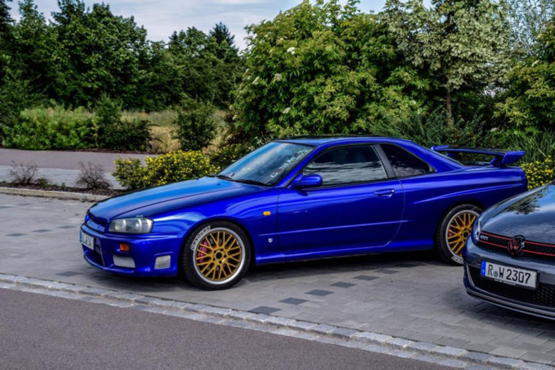 skyline gebrauchte nissan skyline kaufen 33 g nstige autos zum verkauf. Black Bedroom Furniture Sets. Home Design Ideas