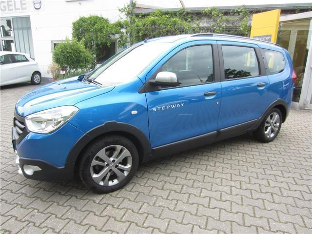 verkauft dacia lodgy stepway tce 115 7 gebraucht 2015 km in neustadt aisch. Black Bedroom Furniture Sets. Home Design Ideas
