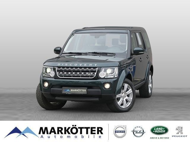 verkauft land rover discovery 4 tdv6 s gebraucht 2014 km in paderborn. Black Bedroom Furniture Sets. Home Design Ideas