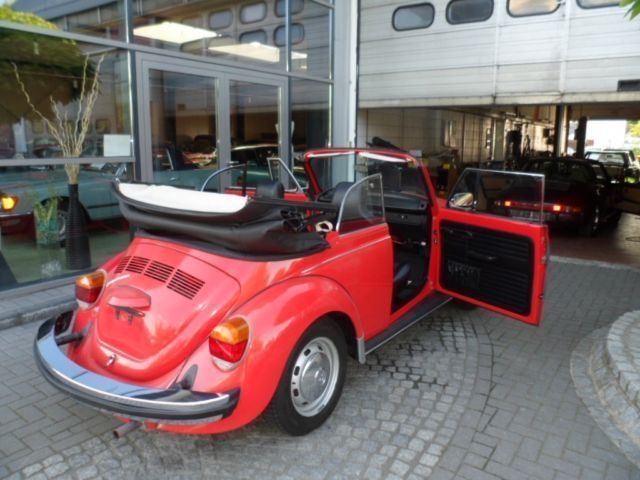 verkauft vw k fer 1303cabrio top zusta gebraucht 1976 km in dortmund. Black Bedroom Furniture Sets. Home Design Ideas