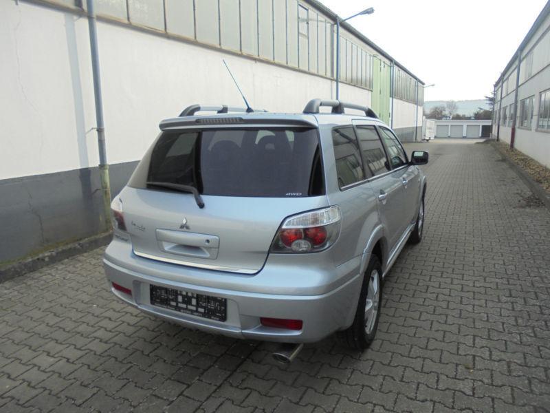 verkauft mitsubishi outlander 2.4 dakar, gebraucht 2006, 57.000 km