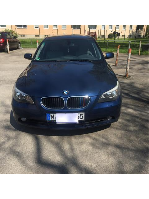 verkauft bmw 525 e60diesel gebraucht 2005 km in mainz. Black Bedroom Furniture Sets. Home Design Ideas