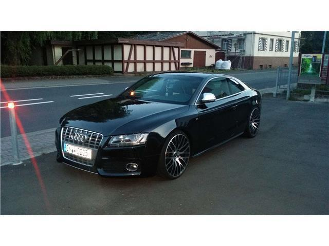 verkauft audi s5 gebraucht 2007 km in jossgrund autouncle. Black Bedroom Furniture Sets. Home Design Ideas