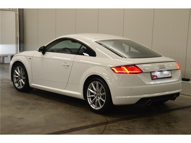 verkauft audi tt coupe 2 0 tfsi quattr gebraucht 2014 km in duisburg. Black Bedroom Furniture Sets. Home Design Ideas