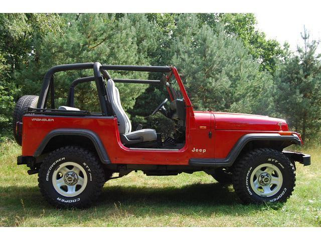 verkauft jeep wrangler broadway 4 0 gebraucht 1992 183. Black Bedroom Furniture Sets. Home Design Ideas