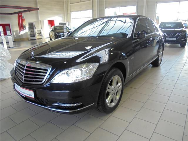 gebraucht bluetec s klasse lim bm 221 mercedes s350 2011 km in halberstadt. Black Bedroom Furniture Sets. Home Design Ideas