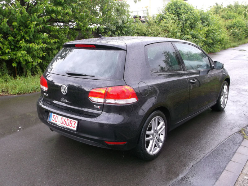 verkauft vw golf vi team automatik nav gebraucht 2010 km in werl. Black Bedroom Furniture Sets. Home Design Ideas