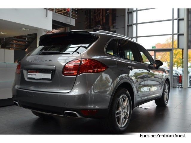 verkauft porsche cayenne diesel gebraucht 2012 km. Black Bedroom Furniture Sets. Home Design Ideas