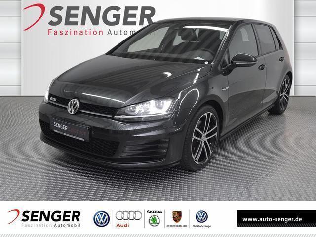 gebraucht VW Golf VII 2.0 TDI BMT GTD Sport & Sound DSG Navi
