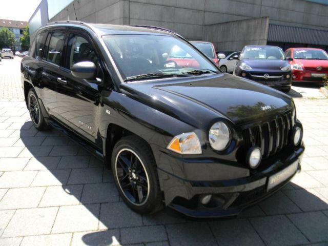 verkauft jeep compass 2 0 crd 4x4 nav gebraucht 2008 km in gernsheim. Black Bedroom Furniture Sets. Home Design Ideas