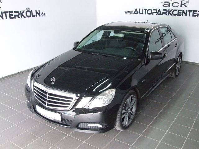 verkauft mercedes e350 cdi blueeff ava gebraucht 2010 km in k ln. Black Bedroom Furniture Sets. Home Design Ideas