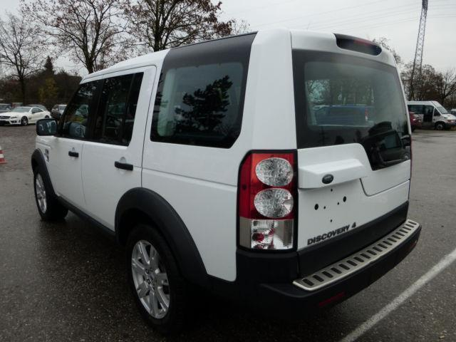 verkauft land rover discovery td v6 s gebraucht 2012 km in m nchen. Black Bedroom Furniture Sets. Home Design Ideas